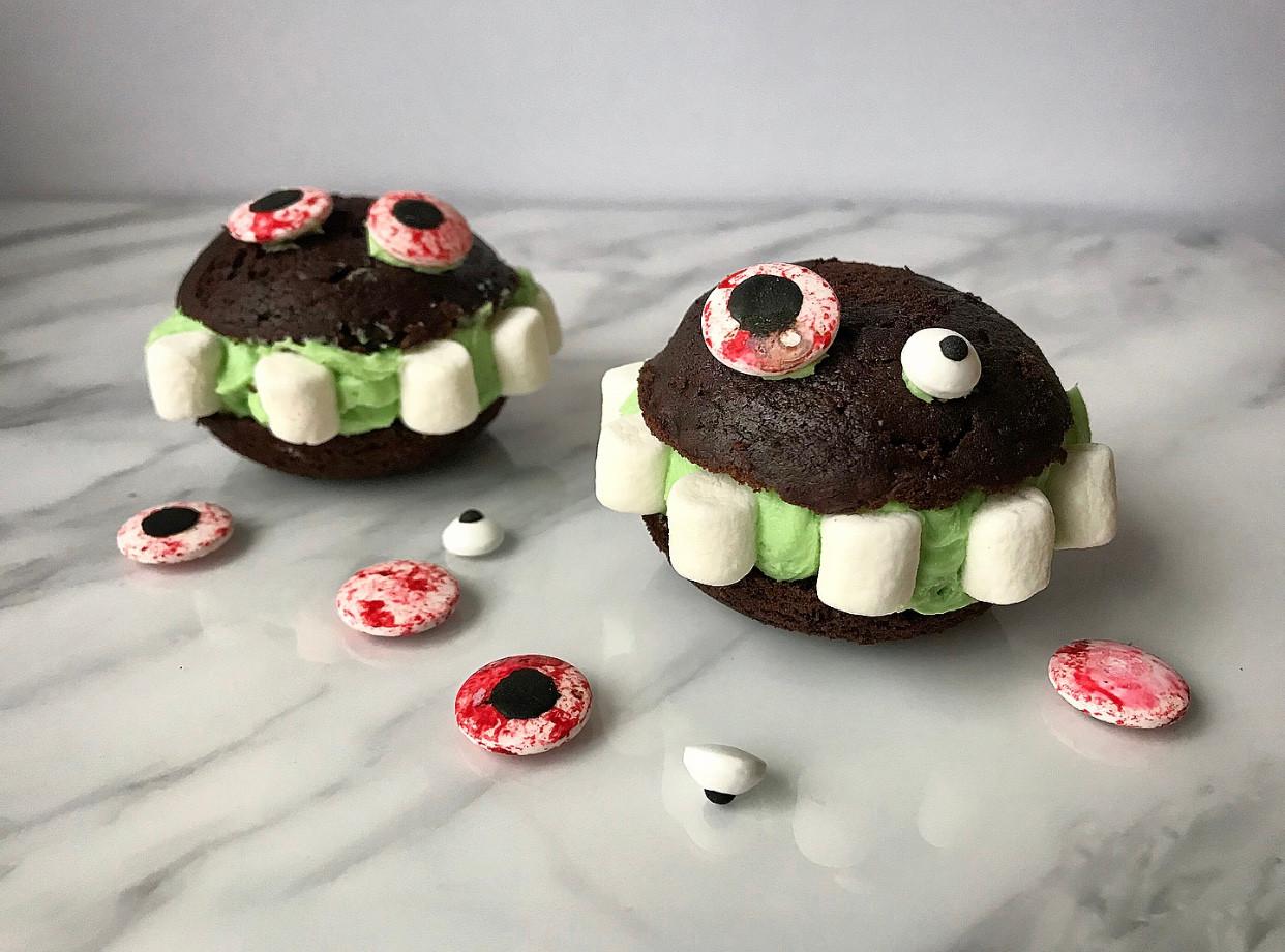Monster Whoopie Pies!