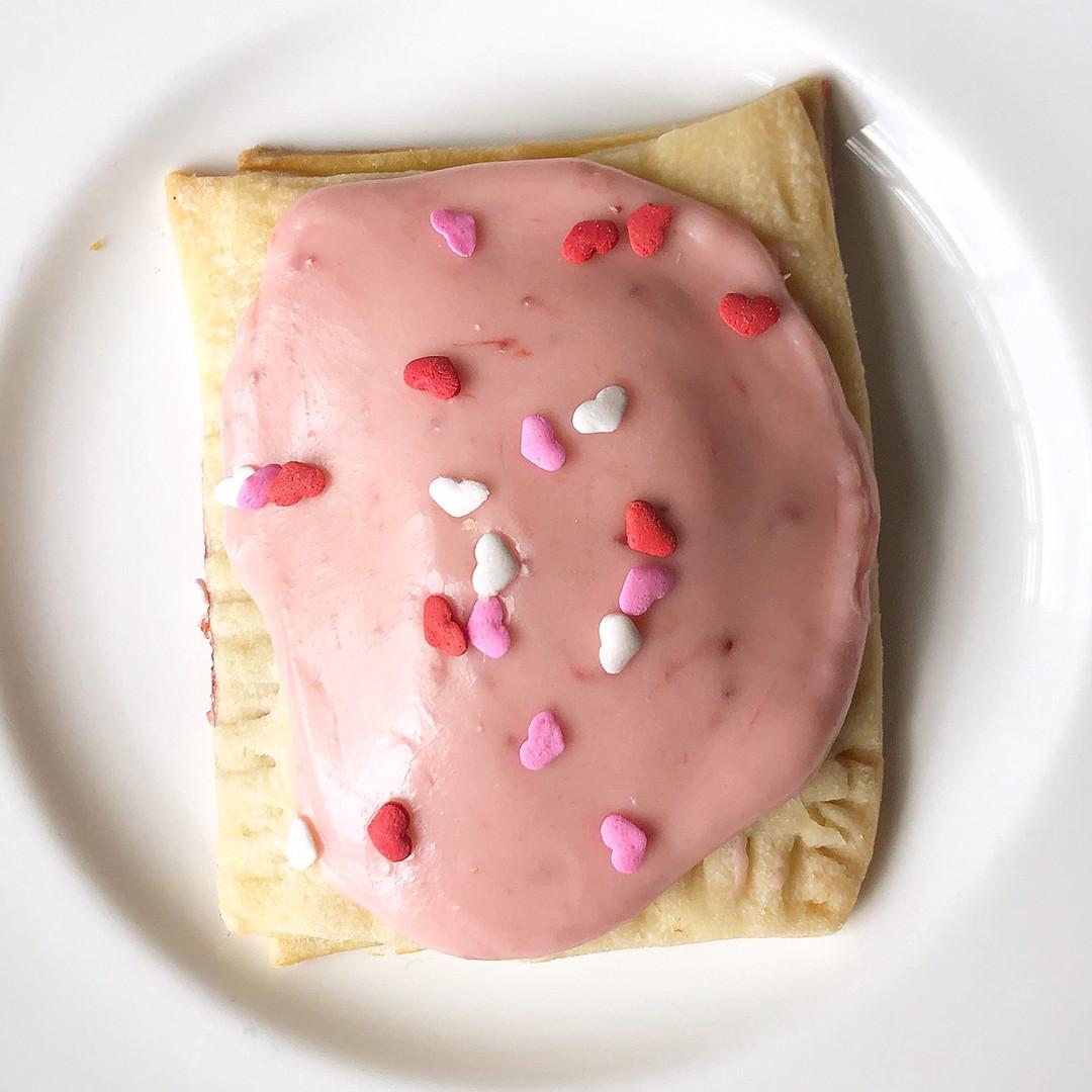 Strawberry Pop Tart