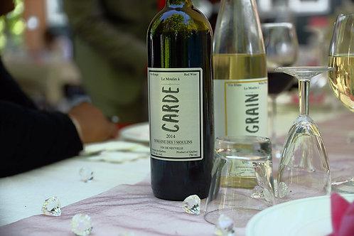 Forfait du vigneron | Visite guidée et dégustation