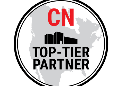 Kearney Companies Recognized as CN Top Tier Partner