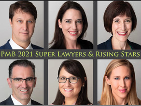 Pipes Miles Beckman Announces 2021 Super Lawyers