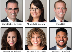 Pipes Miles Beckman Growth Continues With Six New Attorneys