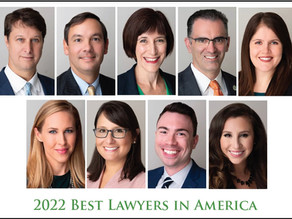 Pipes Miles Beckman Announces 2022 Best Lawyers In America