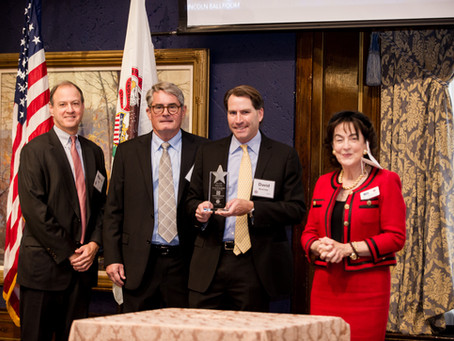 Kearney Companies President David Kearney Receives Rising Star Award