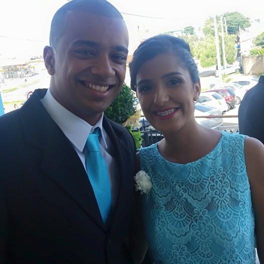 Verônica e Carlos