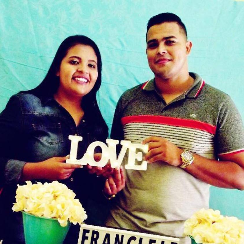 Franciele e Lúcio