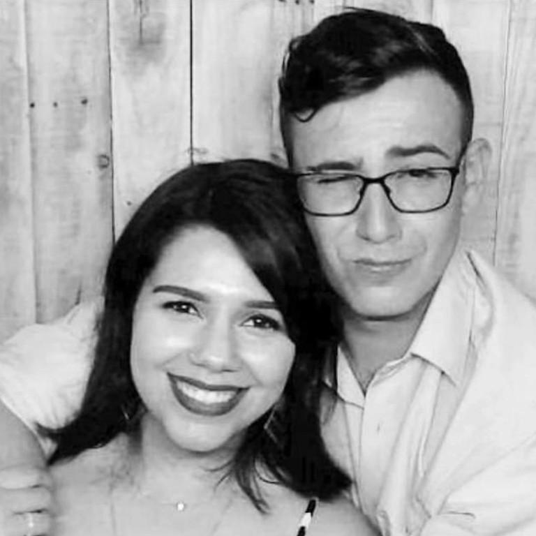 Melissa e Rafael