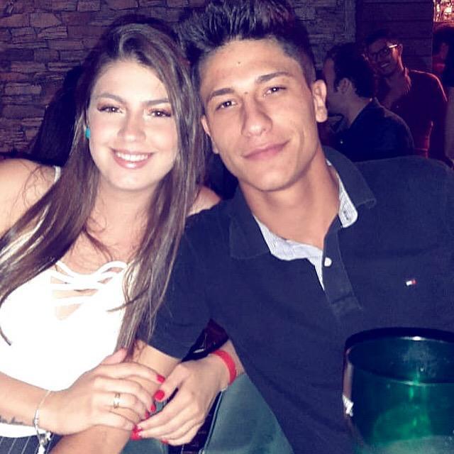 Ana Caroline e André