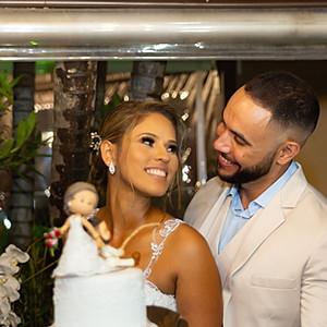 Adriana e Junior