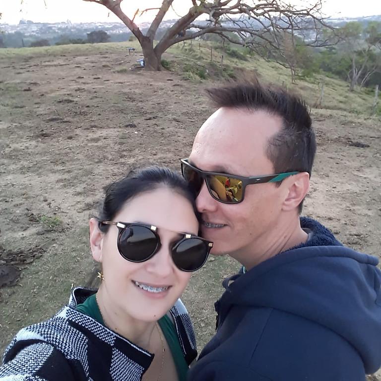 Irana e Marcio