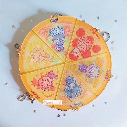 咒術迴戰 - Pizza挂件/襟章