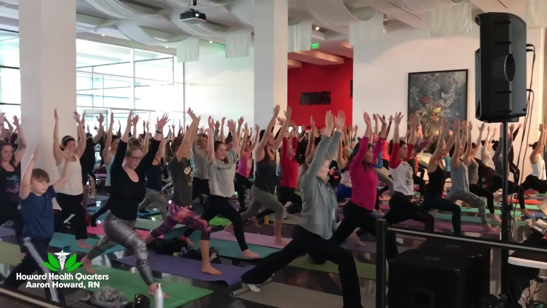 Community Yoga Testimonials