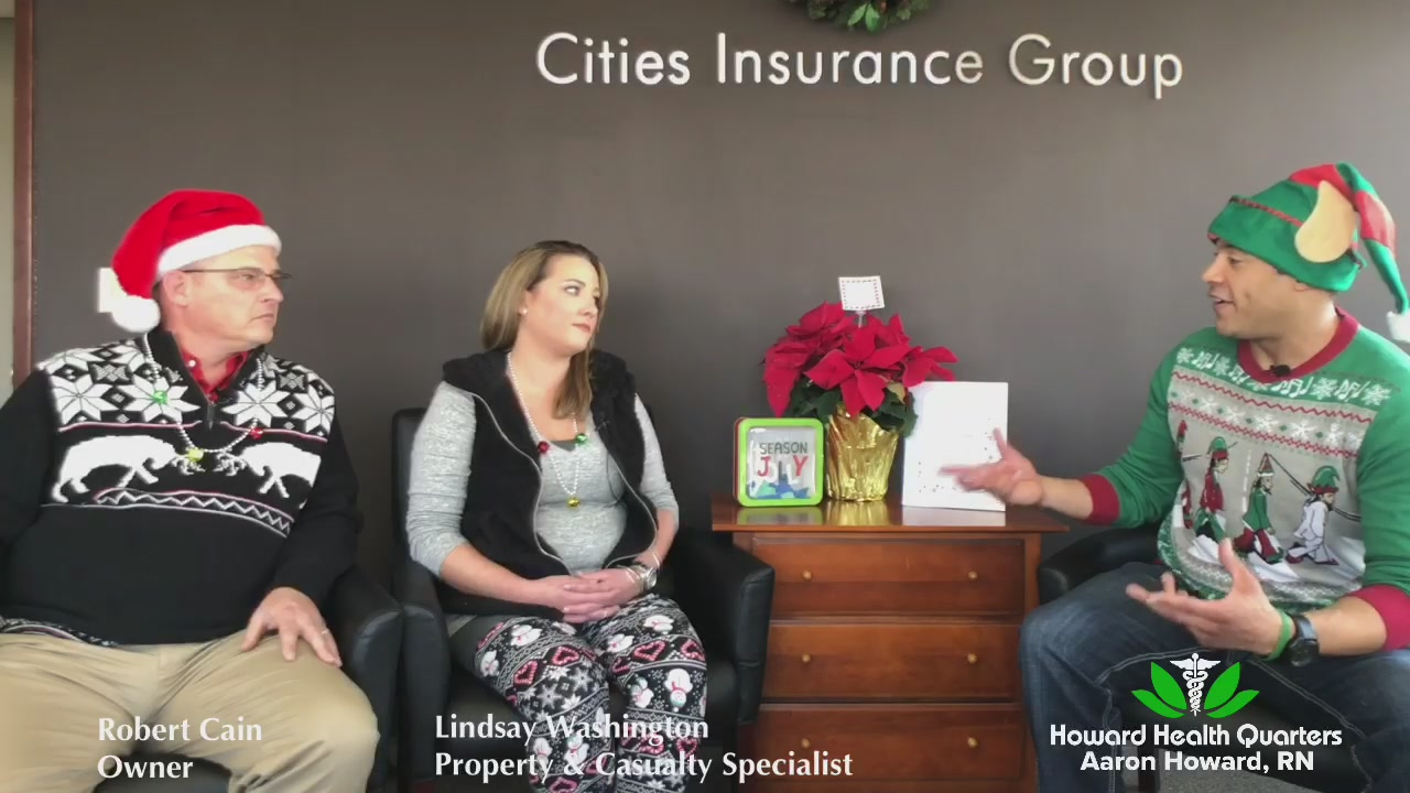 PAY IT FORWARD WITH CITIES INSURANCE GROUP