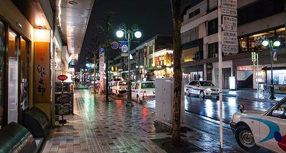 Downtown Yamagata City