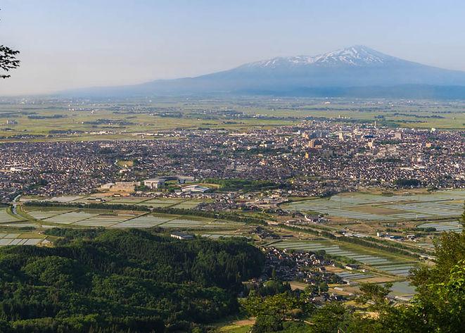 Tsuruoka City