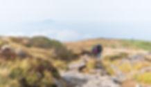 Hiking on Mt. Gassan