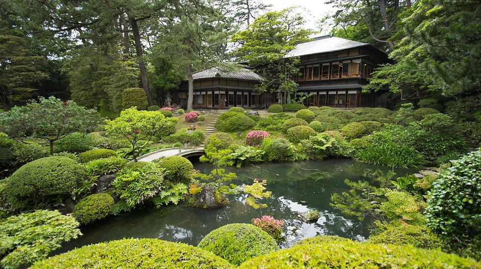 The Honma Gardens