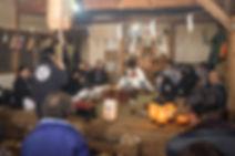 Matsuhijiri Shitsuraeya Shoreisai Festival Mt Haguro Yamabushi Shugendo Dewa Sanzan