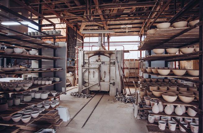 The Kiln Area