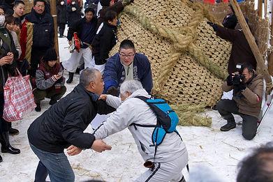 Mt. Haguro Shugendo Yamabushi Dewa Sanzan Sumo