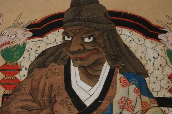 Dewa Sanzan founder Prince Haciko