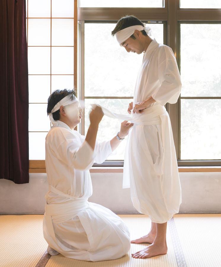 yamabushido robes