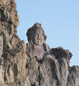 shonai, buddah, statue, yuza