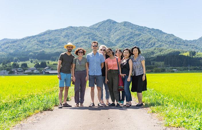 Cultural Bridge Creators in Tsuruoka City
