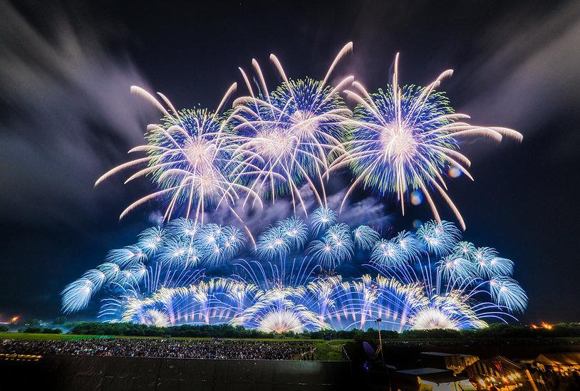 The Akagawa Firework Festival