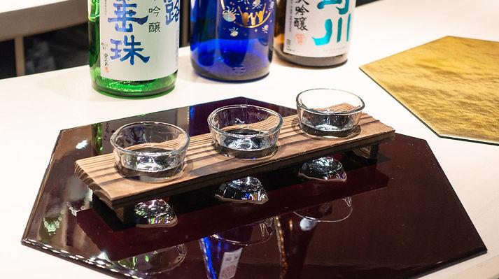 yamagata sake tasting
