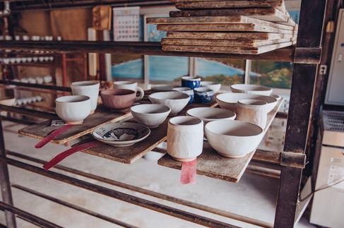 Ceramics in Process