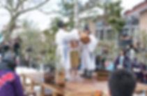 The Yaya Festival in Shonai Town
