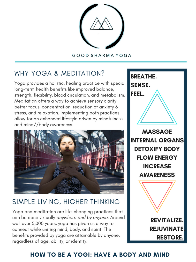 Good Sharma Yoga Intro