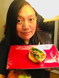 Picture - KFC Bao Steamed Bun Picture -