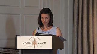 Student Speaker Sarah DeBaise - Donor/Scholar Luncheon