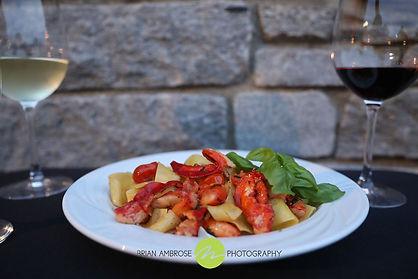 Picture - Lobster Pomodoro - J Restauran