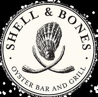Logo - Shell & Bones Oyster Bar & Grill.