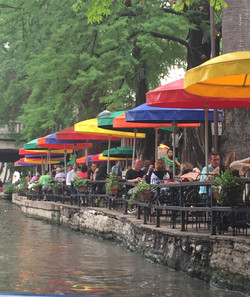 On the River Walk