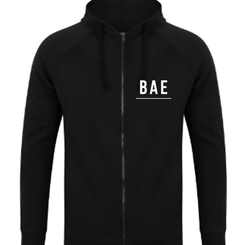 BAE Zipped Hoodie