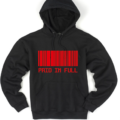 Limited (Blood ) Edition PIF Hoodie