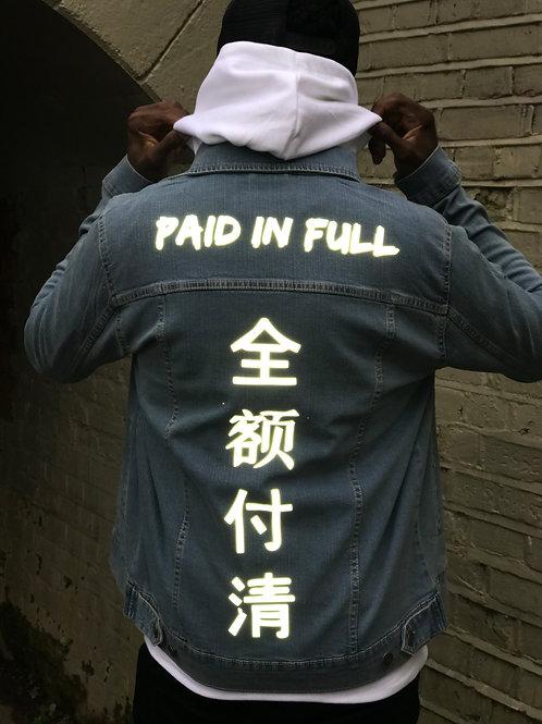 Paid In Full Denim Jacket