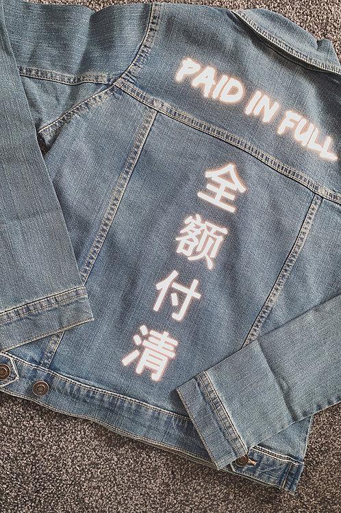 Women's PIF Denim Jacket