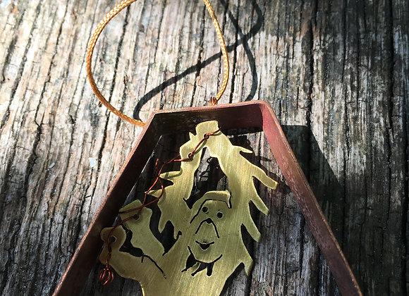 'Jemmi' Orangutan Necklace