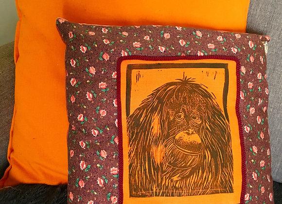 Cotton Fabric Cushion