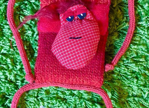 Orangutan Purse / Phone Cache 'Senyap'