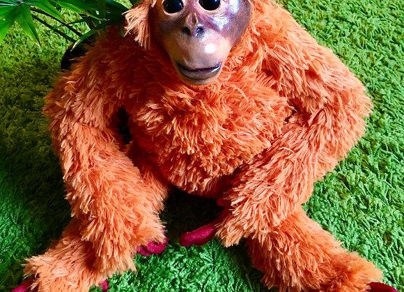 'Gembira' Collector's Orangutan Doll