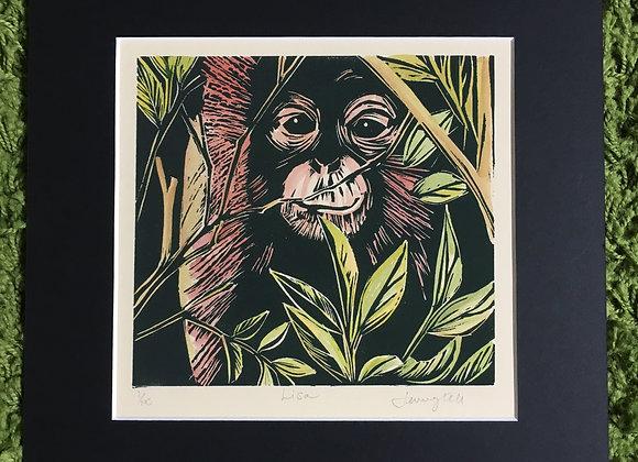 'Lisa' Limited Edition Print