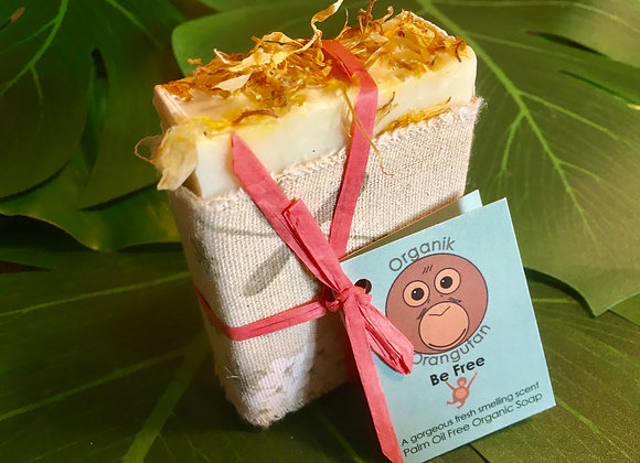 'Be Free' Palm Oil Free Soap