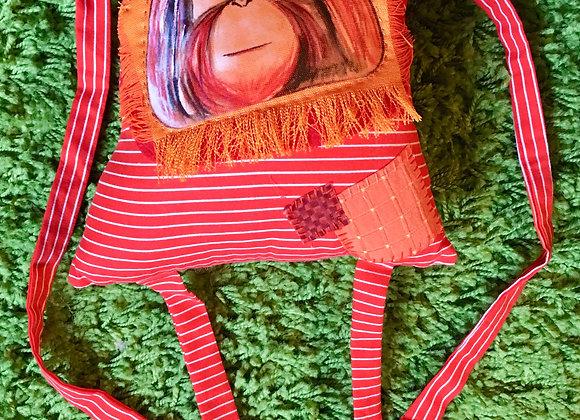 Orangutan Soft Toy 'Rubin'