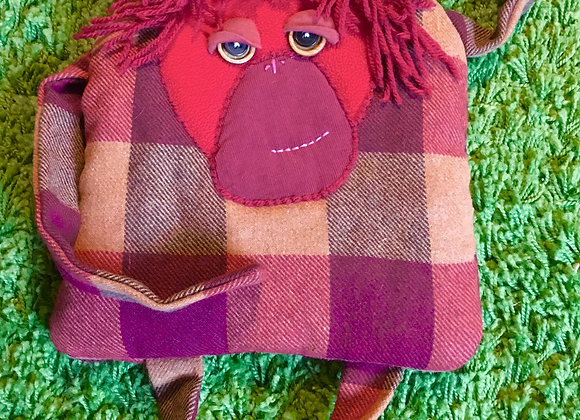 Orangutan Soft Toy 'Sungai'
